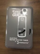 NEW in Box Intermatic WH40 24 Hour Mechanical Indoor Water Electric Heater Timer