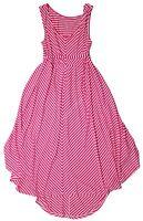 New Women's Isabel Maternity Sleeveless Bias Stripe Dress NWT XS S M L XL XXL