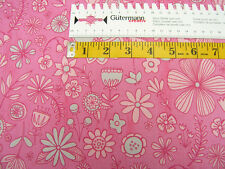 Clothworks • Wild Wonder • raspberry medium toss • 0,5m