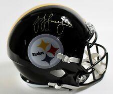 JuJu Smith Schuster Signed Full Size  Steelers Replica Speed Helmet JSA