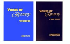 Voices of Recovery Workbook & Daily Reader OVEREATERS ANONYMOUS OA Recovery NEW