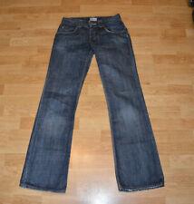 Tommy Hilfiger Damen Jeans Gr. W27 L32 Sally blue shrunk PO812209