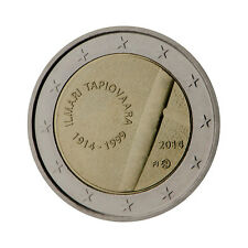 "Finland 2 Euro commemorative coin 2014 ""Ilmari Tapiovaara"" - UNC"