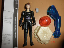 DRAGONBALL evolution MOVIE figure BULMA emmy rossum FEMALE toy BANDAI