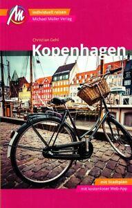 REISEFÜHRER Kopenhagen 2017/18 Michael Müller Verlag, wie neu, ungelesen
