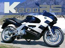 Aufkleber für BMW K1200RS Tank Verkleidung K 1200 RS
