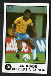 Figurina Panini Supersport 1988-89 Serie 1-120 N.93 Andrade (Roma) Ottima ▓
