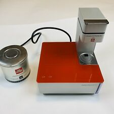 FrancisFrancis For Illy, Y1.1 Touch Iperespresso Red With A Couple Pods