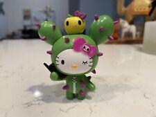 2011 Tokidoki x Sanrio Hello Kitty Cactus Kitty 7-11 Exclusive Vinyl Figure