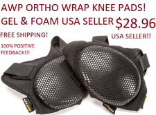 Knee Pads Ortho Wrap Non-Marring Work Soft Comfort Protection Safety Home PPE