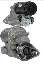Remanufactured TOYOTA Denso Starter built by an Independent U.S.A. Rebuilder.