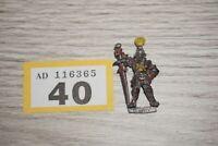 Warhammer Fantasy Citadel Men at Arms Knight Warrior - LOT 40