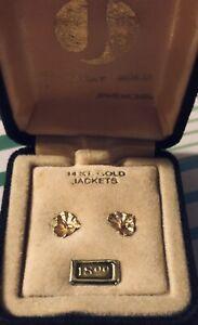 JEWELMONT 14KT GOLD JACKETS