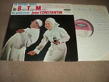 """@ JEAN CONSTANTIN 33 TOURS LP 12 """" FRANCE UN NOUVEAU VACCIN *TWIST MADISON"""