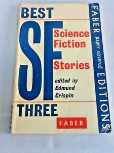 Best SF Three : Science Fiction Stories by Edmund Crispin - Paperback 1968