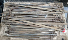 HEAVY DUTY MARQUEE / TENT PEGS assorted. approx 40