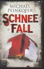 SchneeFall - Peter Fall - Michael Peinkofer - Mord in den Alpen