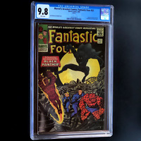 Marvel's Greatest Comics: Fantastic Four #52 RARE REPRINT 💥 CGC 9.8 WP 💥 2006