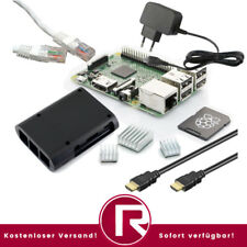 Raspberry Pi 3 Set,Bundel,Starter,Kit,16GB,Hdmi,Kühlkörper,Lan Kabel