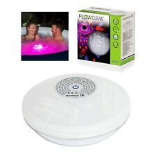 Bestway Lay-Z Lazy Spa Hot Tub Pool LED Floating Sensory Light Intex Purespa