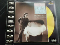 TEARS  FOR  FEARS   -  Everybody Wants To Rule The World ,  VIDEO  CD,goldfarben