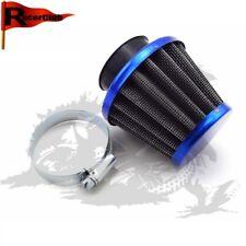 Blue Filtro aria pulita 38mm 70 90 110 125 ATV Pit Dirt Bike 50cc QMB139 Scooter