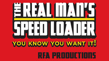 Real Man Speed Loader Plus Wallet by Tony Miller