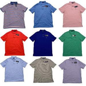 Ralph Lauren Men's Soft Touch Cotton Polo - Classic Fit M L XL XXL - NWT