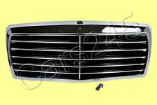 Front Grill Center Grille with case 13 rubbers Fits MERCEDES 190 W201 82-93