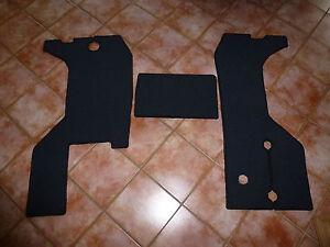 Unimog Fußmatten 435 1000-1400