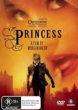 Princess (DVD, 2007)-REGION 4-Brand new-Free postage