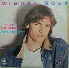 "7"" 1981 ITALY PRESS ! MIGUEL BOSE Super Superman /VG++"