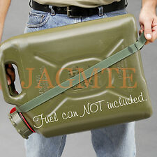 EASY POUR STRAP-1 Handle Olive Drab for your Scepter Military FUEL or WATER Cans