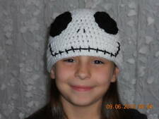 Character Boutique Crochet Halloween Jack Skellington 5 to Adult Size