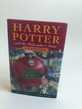 Harry Potter and The Philosophers Stone 1st edition 27th printing JK Rowling
