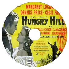 Hungry Hill - Margaret Lockwood, Dennis Price, Cecil Parker - DVD - 1947