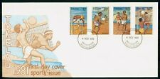 Mayfairstamps Tokelau FDC 1981 Volleyball Combo First Day Cover wwf_51715
