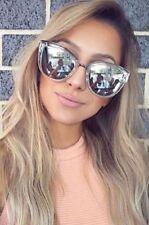 bf906459d0c9f Quay Australia Cat Eye Mirrored Sunglasses for Women for sale