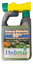 "Hydretain Moisture Manager (Hydrotain) ""Reduce Watering 50%"" - 1 Quart"