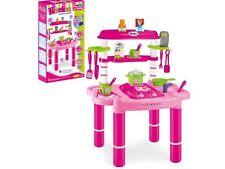 18 PEZZI ELETTRONICA DA CUCINA Children's Play Set giocattolo con luce & suono