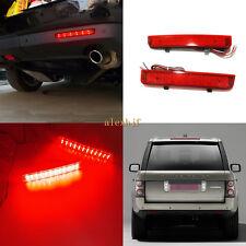 200*32mm 12LEDs Brake Light Rear Fog Light for Land Rover Freelander Range Rover