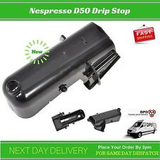 Drip STOP per Nespresso Macchina per caffè d50 d50bk