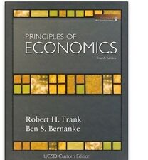 PRINCIPLE OF ECONOMICS 4TH EDITION (UCSD CUSTOM EDITION)