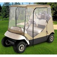 Classic Accessories Fairway Travel Four-Sided Golf Cart E W