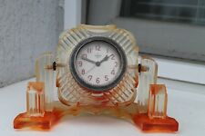 Vintage Old made Russian CCCP Desktop  Alarm Clock  Watch
