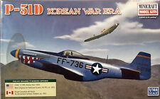 1/144 Scale Minicraft Models 'P-51D' Kit #14652