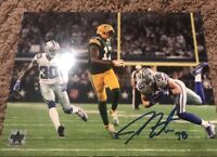Jeff Heath #38 Dallas Cowboys Autographed 8x10 Photo Gdst Hologram B