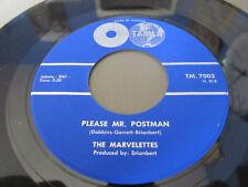 "MARVELETTES~""PLEASE MR.POSTMAN""~""Canadien BLUE""~ ""EX""-45""!!!"