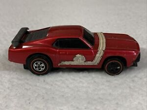Hot Wheels Sizzlers Car Ford Mustang Completely Original  E4084