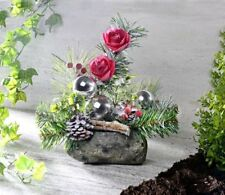 deko blumen k nstliche pflanzen mit tanne g nstig kaufen ebay. Black Bedroom Furniture Sets. Home Design Ideas